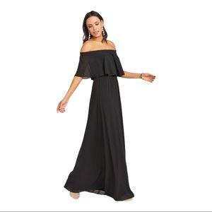 Show Me Your MuMu Hacienda Black Maxi XXL fits L